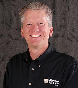 Tim – Senior VP/Manager