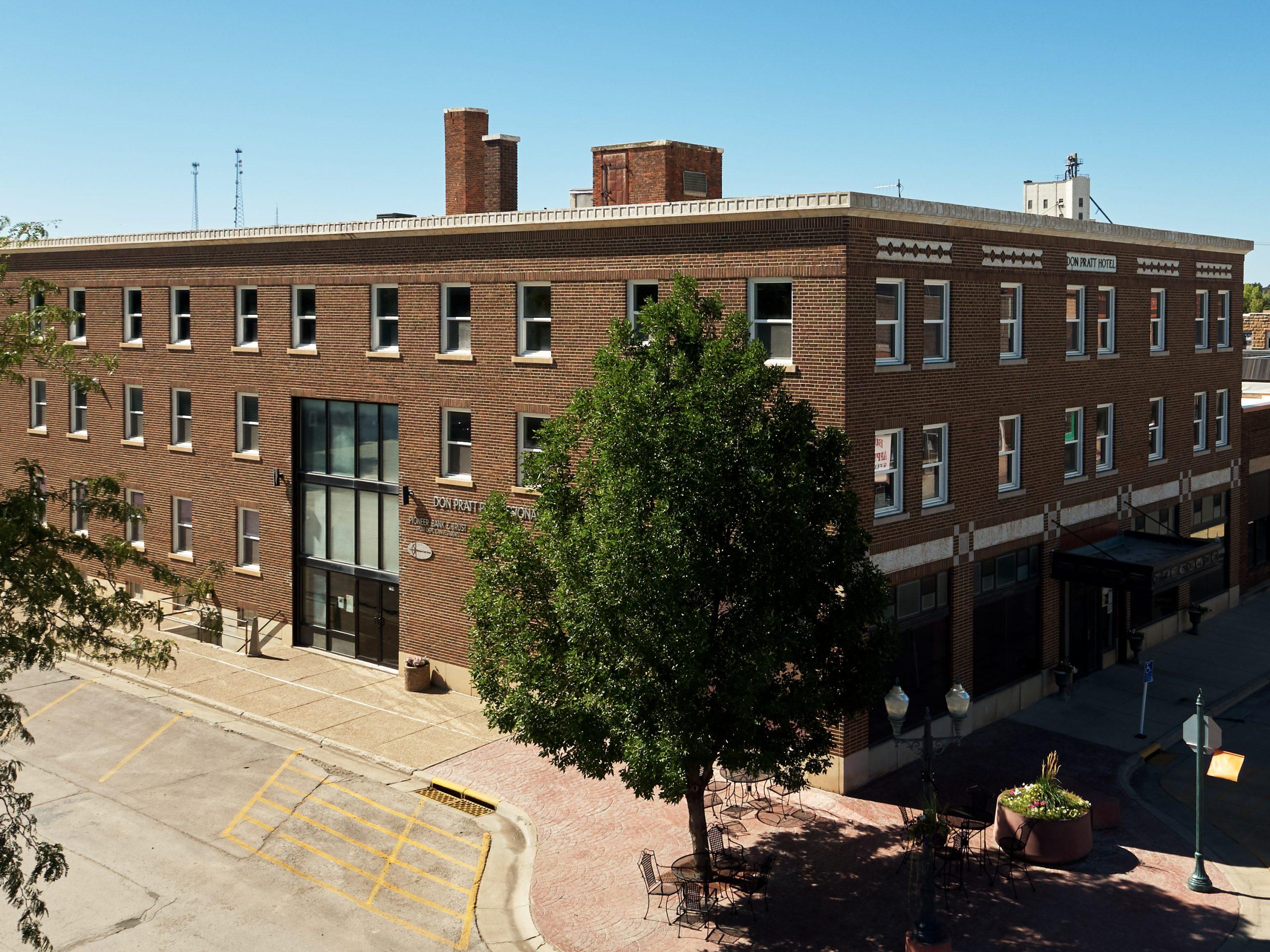 Trust Department Belle Fourche location